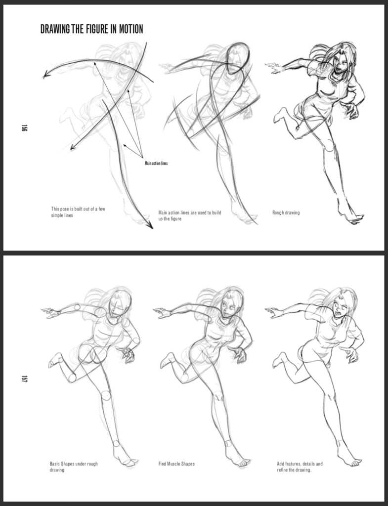 Drawing the Figure in Motion