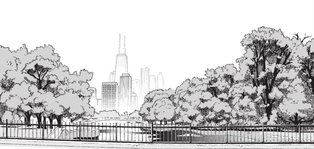Chicago's Lincoln Park
